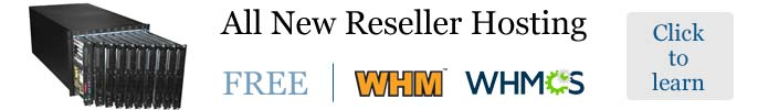 New WHM Reseller Plans